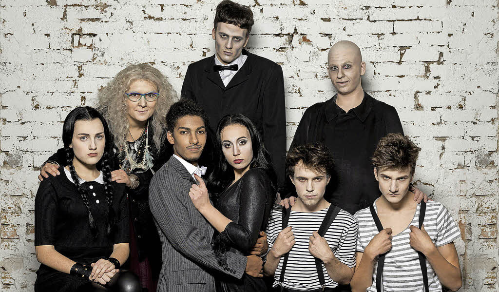 Gruppenbild der Familie